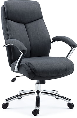 staples office chairs love making chair images fayston fabric home gray https www 3p com s7 is