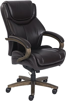 LaZBoy Brahms Chair Brown  Staples
