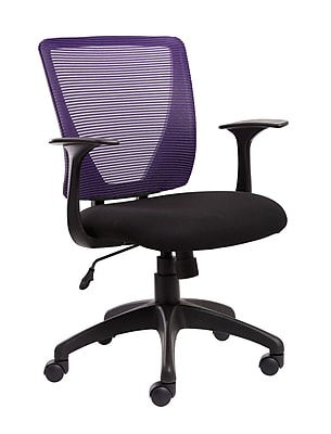 chairs at staples folding costco vexa mesh chair purple https www 3p com s7 is