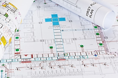 blueprints architectural and engineering