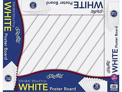 foam board poster printing staples