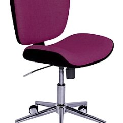 Cloth Office Chairs Suvs With Captains Serta Style Collection Haylie Fabric Chair Fuchsia Charcoal Chr200027