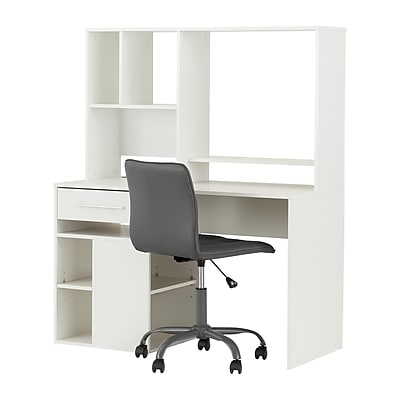staples desks and chairs world market desk chair south shore annexe pure white gray office with https www 3p com s7 is