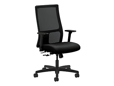 hon ignition 2 0 chair review rattan glass table and chairs leather executive office fixed arms black honiw101cu10 staples