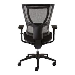 Staples Ergonomic Mesh Executive Chair With Headrest Telescope Directors Chairs Professional Series 1500tf Back Https Www 3p Com S7 Is