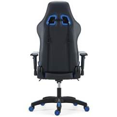 Blue Office Chair Gel Cushion For As Seen On Tv Staples Helix Gaming With Cooling Technology 53100 Https Www 3p Com S7 Is