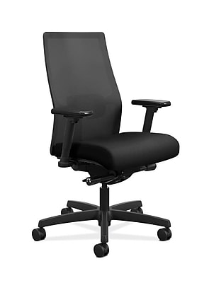 hon ignition 2 0 chair review ashley showood accent ilira stretch mesh back task black fabric computer and desk hiwmmkd y2 https www staples 3p com s7 is