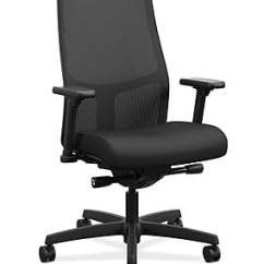 Hon Ignition Fabric Chair Hanging Wicker Egg Canada 2 0 Mid Back Task Next2017 Staples