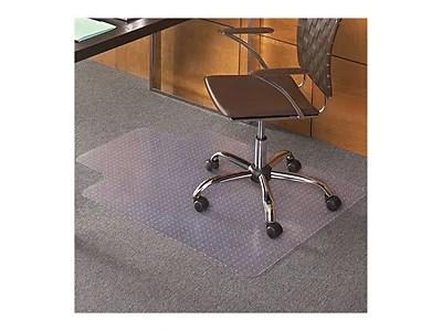 office chair mats carpet staples rustic kitchen chairs flat pile mat 36 x 48 lip https www 3p com s7 is