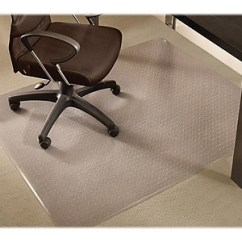 Office Chair Mats Carpet Staples White Leather Chairs Dining 46 X 60 Medium Pile Mat Https Www 3p Com S7 Is