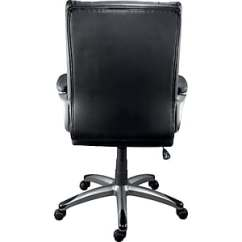 Desk Chair Leans Forward Dining Room Chairs Upholstered Staples Burlston Luxura Managers Black Https Www 3p Com S7 Is