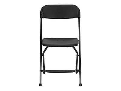 armless folding chair glider slipcover flash furniture hercules 10 pack plastic chairs staples