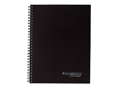 cambridge limited professional notebook