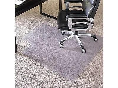 desk chair mat for high pile carpet navy blue slipper staples 45 x 53 lip https www 3p com s7 is