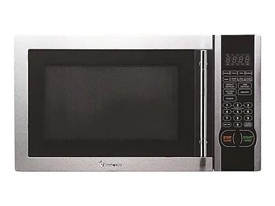 magic chef 1 1 cu ft countertop microwave 1000w mcm1110st