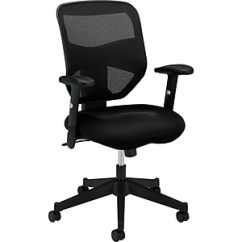 Staples Computer Chairs Red Accent Mesh Back Task Chair For Office And Desks Black Https Www 3p Com S7 Is