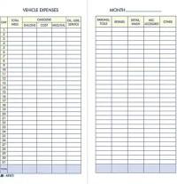 Adams Vehicle Mileage Record Books | Staples