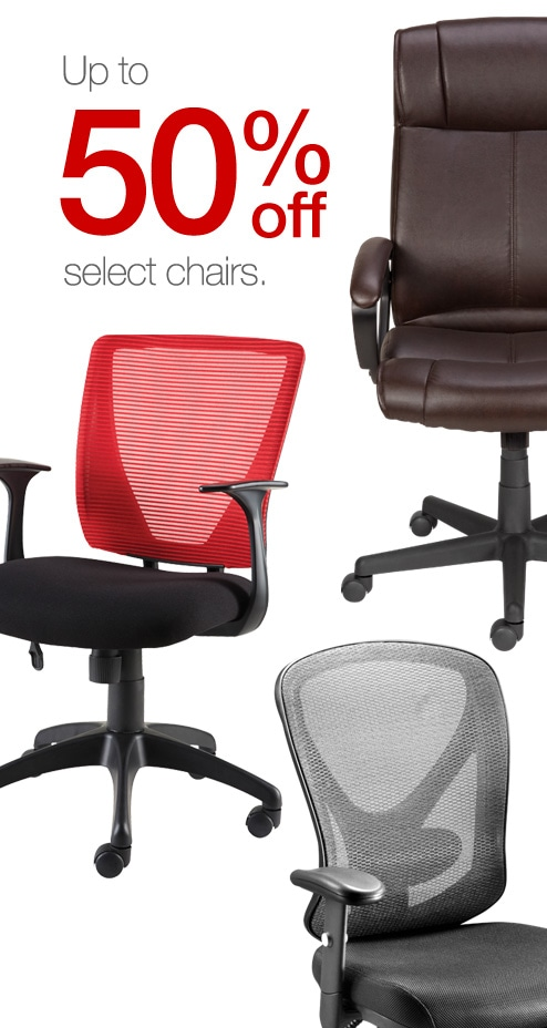 staples turcotte chair brown wedding covers yeovil office supplies, printer ink, toner, computers, printers & furniture | staples®