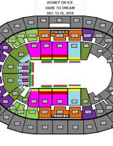Seating map also disney on ice dare to dream staples center rh staplescenter