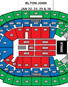 Seating map also elton john staples center rh staplescenter
