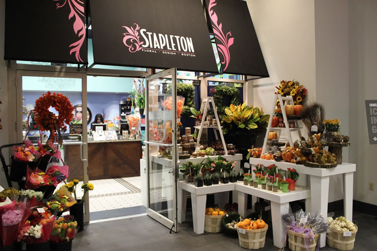 Seaport Boston Flower Shop  Boston Florist  Stapleton Floral Design