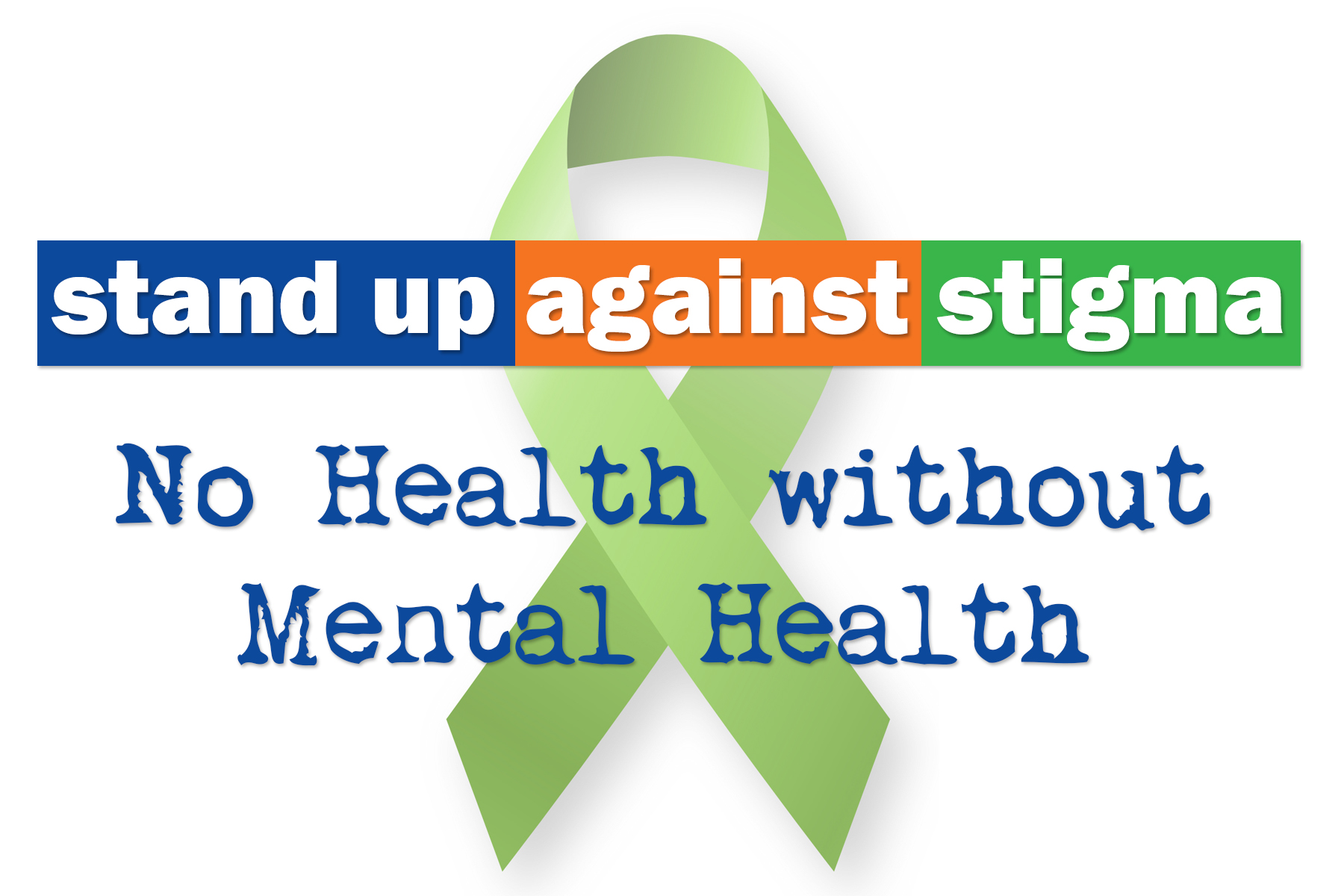 Image result for mental health month 2018 images