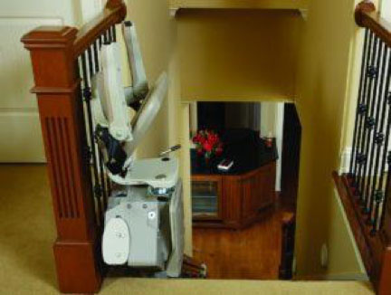 stair lift Star Lift St. Paul Minnesota