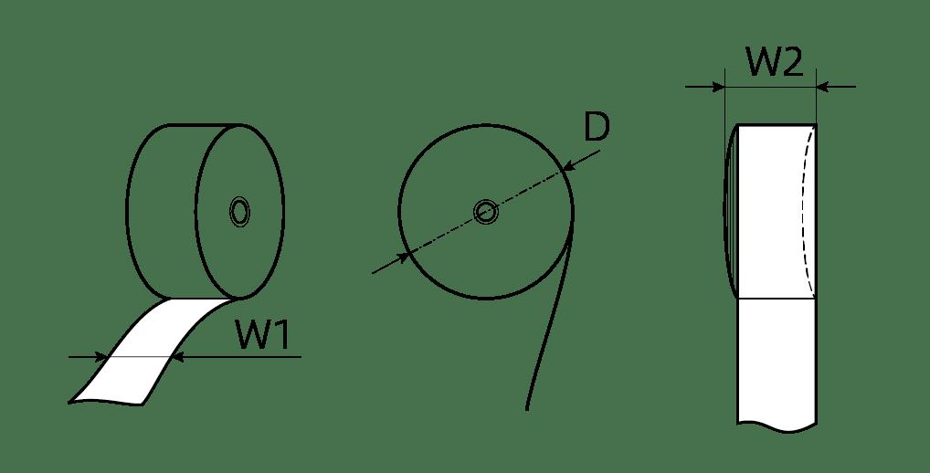 Paper Setup: mC-Print2 Online Manual