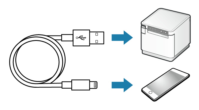 Connect USB Cable: mC-Print3 Online Manual