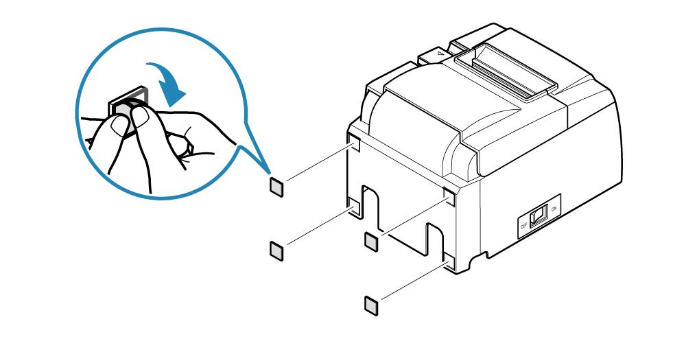 Use Accessories: TSP100IIIU Online Manual