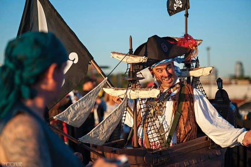 Pirates Ball