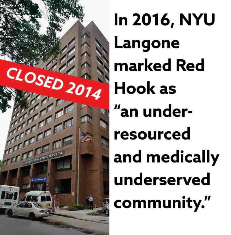 NYU Langone Assesses Red Hook Health - Red Hook Star-Revue