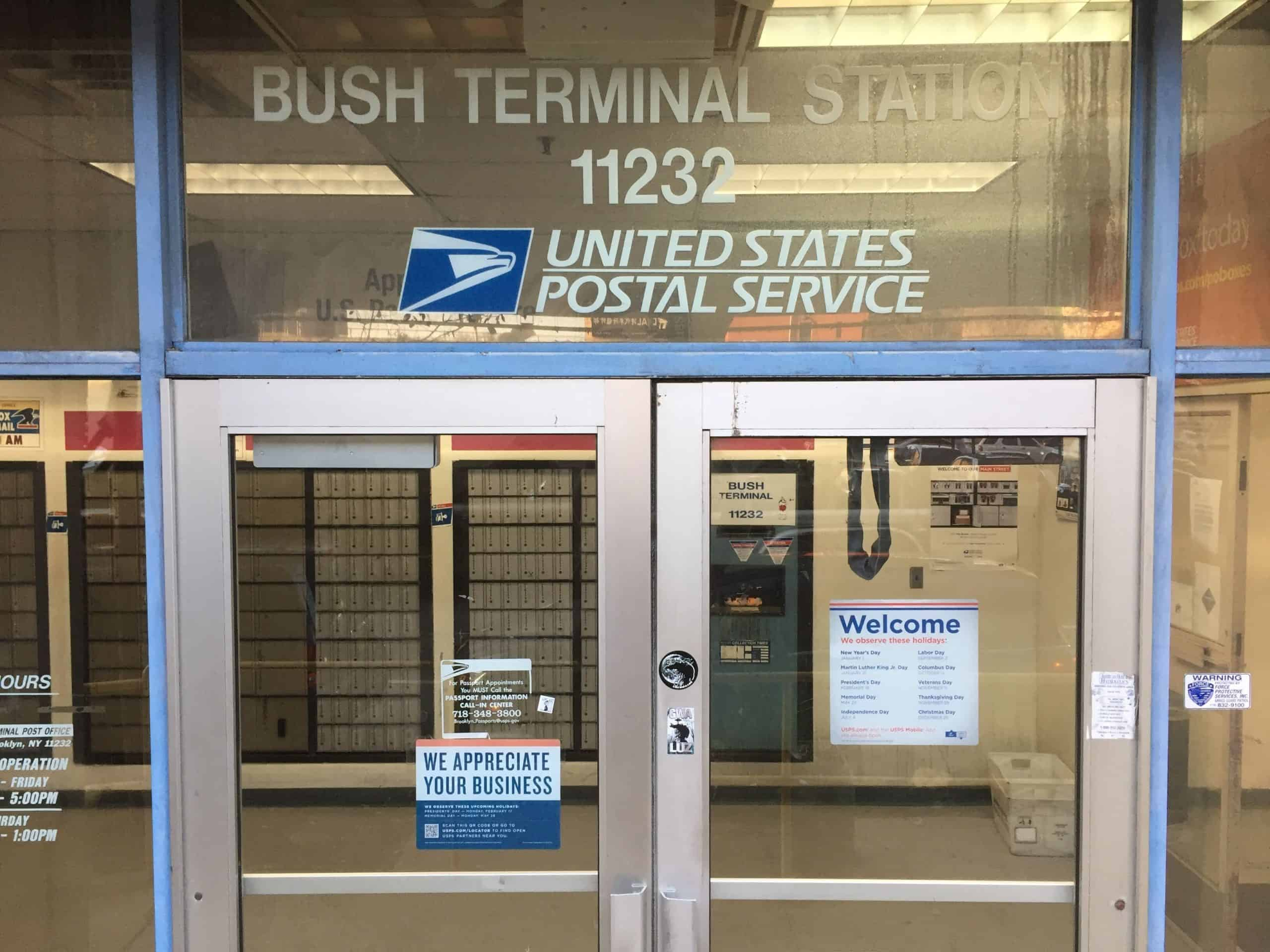 Post Office Likely To Stay In Industry City Red Hook Star Revue