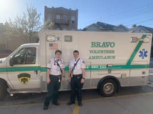Bay Ridge Volunteer Ambulance Corp Answers The Call During Covid 19 By Erin Degregorio Red Hook Star Revue Call an ambulance but not for me jojo edition. bay ridge volunteer ambulance corp