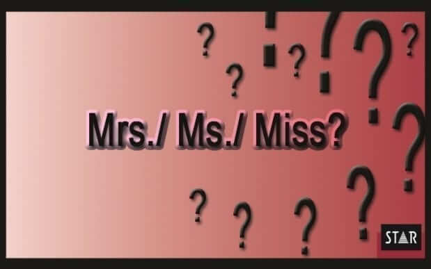 mrs ms or miss