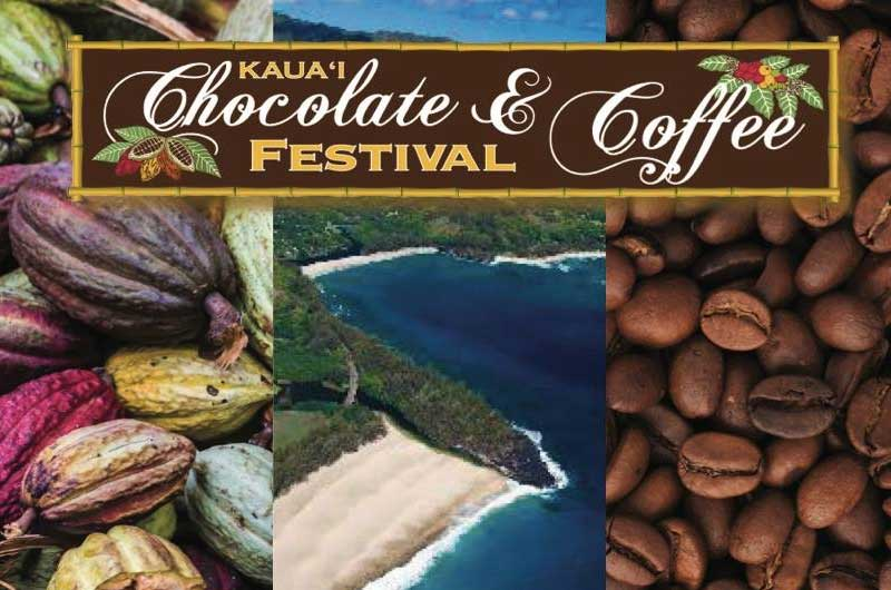 Kauai Chocolate and Coffee Festival