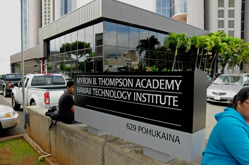 Image result for Myron B. Thompson Academy Public Charter School