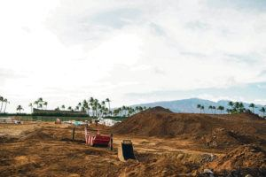 ANNA KIM / SPECIAL TO THE STAR-ADVERTISER                                 Maui Bay Villas by Hilton Grand Vacation will be at 575 S. Kihei Road, a 27-acre site near Maalaea Bay. The initial phase of the project will include 131 units, with a total of 388 units once completed.