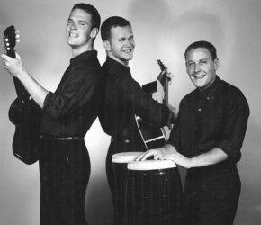 STAR-ADVERTISER FILES                                 The original Kingston Trio was comprised of, from left to right, Dave Guard, Bob Shane and Nick Reynolds. Shane, the last surviving original member of the group, died Sunday in Phoenix at age 85.