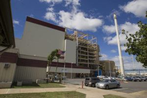 CINDY ELLEN RUSSELL / CRUSSELL@STARADVERTISER.COM                                 The H-Power plant is seen in Campbell Industrial Park.