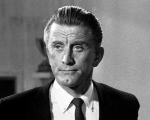 ASSOCIATED PRESS / 1962                                 Actor Kirk Douglas in New York. Douglas died Wednesday, Feb. 5, at age 103.