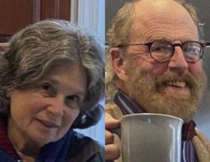 ASSOCIATED PRESS                                 In these undated photos released by the Marin County Sheriff's Office are Carol Kiparsky and Ian Irwin. The academic couple who vanished during a getaway in the woods of Northern California were found Saturday, Feb. 22, 2020, by search-and-rescue workers who spent almost a week looking for them and gave up hopes of finding them alive.