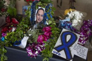 Craig T. Kojima /CKOJIMA@STARADVERTISER.COM                                 Services for Kaulike Kalama will be held March 7.