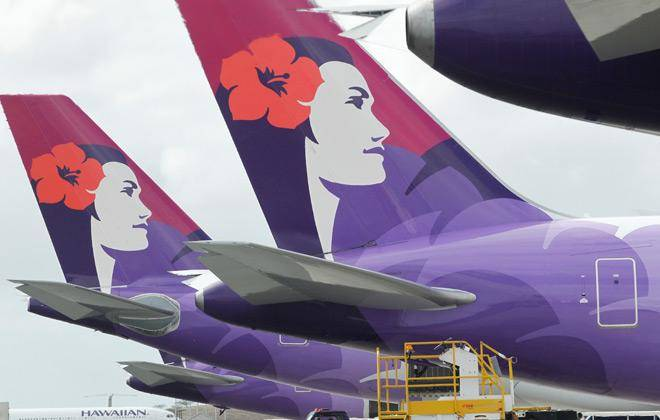 Hawaiian Airlines temporarily cutting back Japan flights due to ...