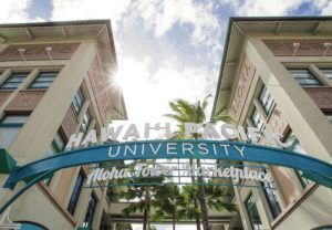 STAR-ADVERTISER                                 Hawaii Pacific University at Aloha Tower