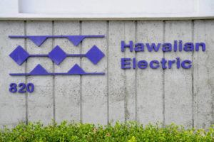 STAR-ADVERTISER FILE                                 Hawaiian Electric is warning customers about a spike in spam calls and texts threatening to disconnect their electricity unless they pay.