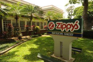 STAR-ADVERTISER / 2012                                 The Zippy's Restaurant on Vineyard Boulevard.