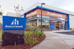 STAR-ADVERTISER                                 Bank of Hawaii Iwilei branch.