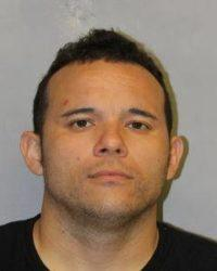 COURTESY HAWAII ISLAND POLICE DEPARTMENT                                 Sampson Davidson was charged with two counts of first-degree burglary, two counts of burglary of a dwelling during an emergency period, first-degree criminal property damage, two counts of theft, and prohibited acts during an emergency management period. His bail was set at $162,000.