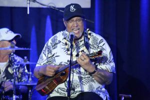 COURTESY BLUE NOTE                                 Hawaii music legend Willie K died Monday night at his home on Maui after a two-year battle with cancer at age 59, his family announced in a Facebook post.